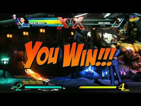 Video Análisis: Ultimate Marvel vs. Capcom 3 [HD]
