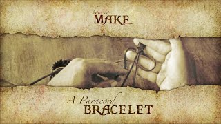 Boswa Survival - BUSHCRAFT Making a Survival Bracelet