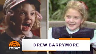 Drew Barrymore Talks