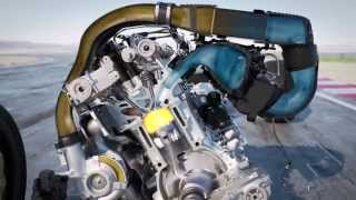 BMW direct water injection system