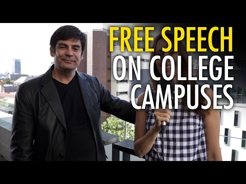 """Nick Gillespie: Today's universities """"constipated, stultified"""""""
