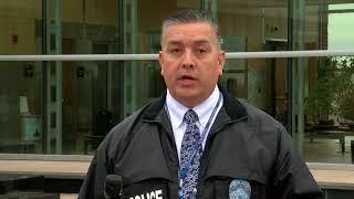 Thornton police news conference on Walmart shooting