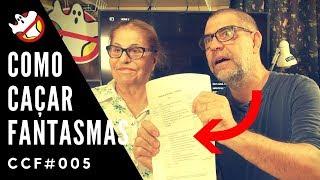 O Código para investigar o Sobrenatural CCF#005 - Caça Fantasmas Brasil