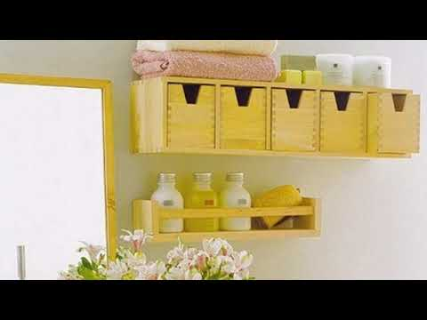 Bathroom Shelving Ideas For Small Spaces