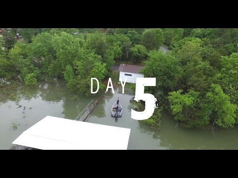 Day 5: Johnny McCombs on Beaver Lake