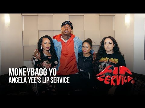 Angela Yee's Lip Service ft. Moneybagg Yo