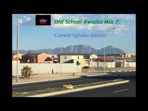 M-Point's Old School Kwaito Mix 7 : Current Sghubu Edition