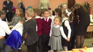 Сладкий стол, 1А, 20 школа, Борисов, 2017 год.