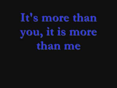Dreamgirls - Family (with Lyrics)