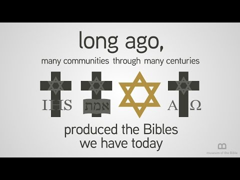 How The Biblical Canon Was Formed