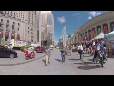 A 360° Tour of Union Station | Tourism Toronto