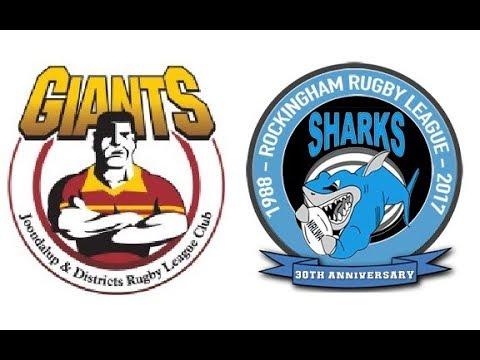 NRL WA 2017 Premiership Round 16 - Joondalup v Rockingham
