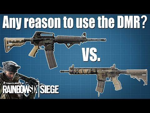 Maverick's M4 vs. AR-15.50: Loadout META - Rainbow Six Siege