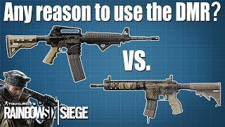 M4 vs. AR-15.50, which is better? Rainbow Six Siege
