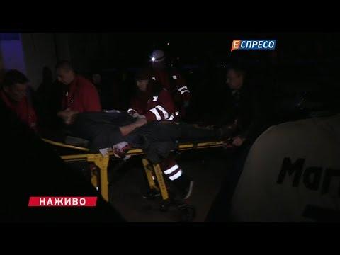 Вибух біля телеканалу Еспресо: є постраждалі