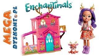 Enchantimals • Domek Jelonków • FRH50