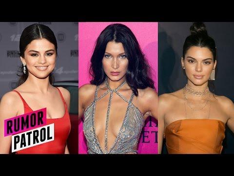 Selena Gomez WAR With Hadid Sisters? Kardashian Sister GAY Storyline Confirmed? (Rumor Patrol)