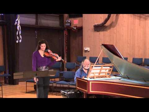 Sheli Nan: Absinthe avec mes amis for violin and harpsichord
