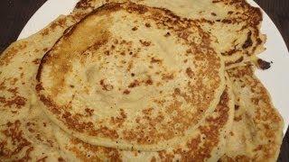 Sweet Dosa / Jaggery Dosa Recipe - Konchem Uppu Konchem Karam