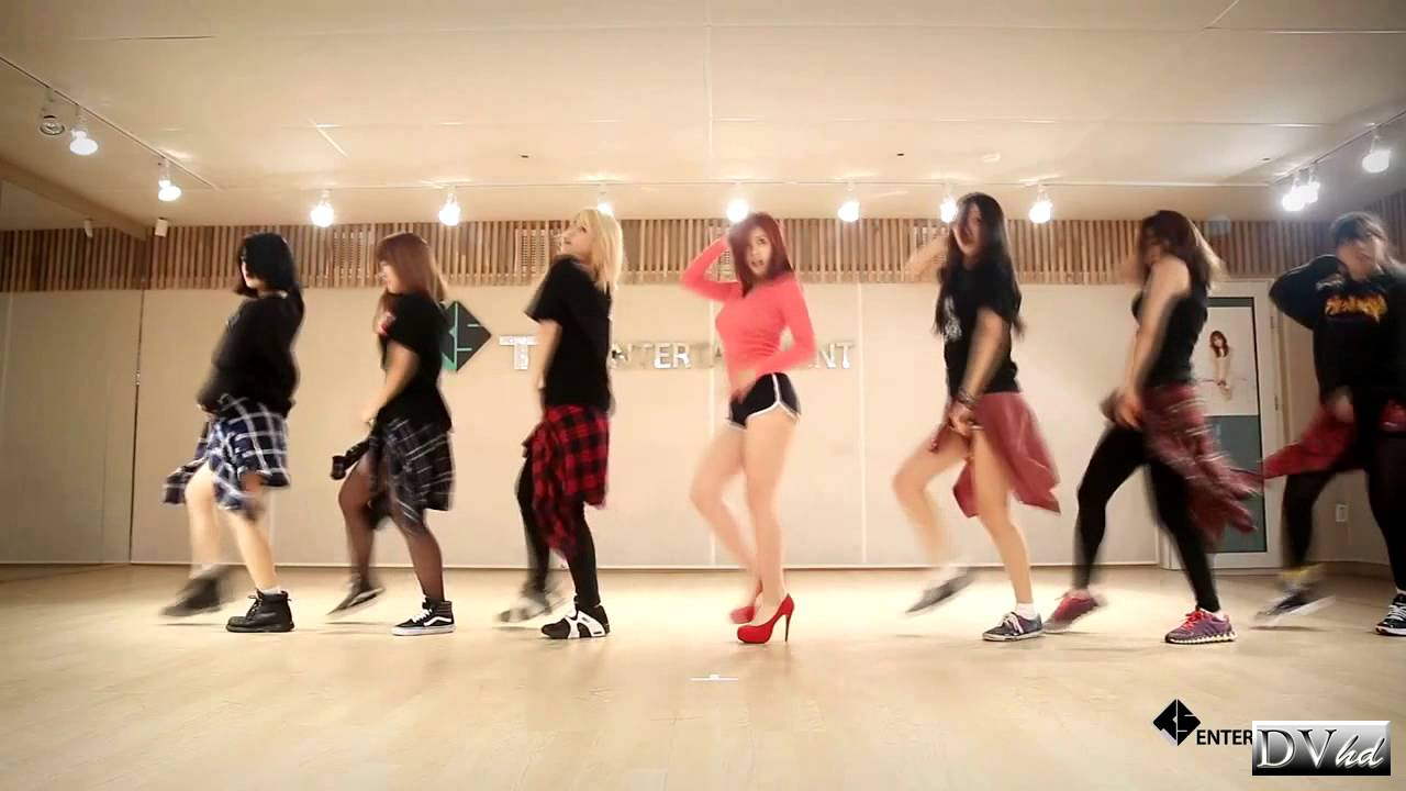 Jun Hyoseong Secret Good Night Kiss Dance Practice Dvhd