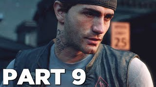 DAYS GONE Walkthrough Gameplay Part 9 - SARAH (PS4 Pro)