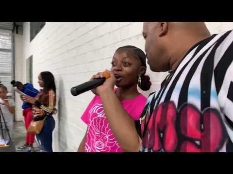 She Called Her Homegirl Out To BATTLE! L Tommy The Clown L OfficialTsquadTV