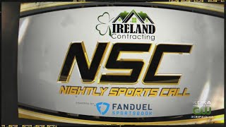 Ireland Contracting Nightly Sports Call: November 13, 2019 (Pt. 1)