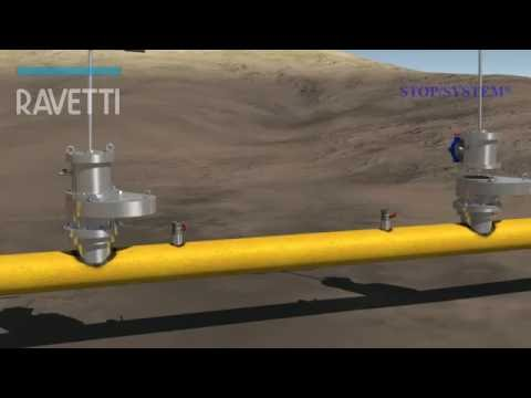 Hot Tapping Gas Pipelines