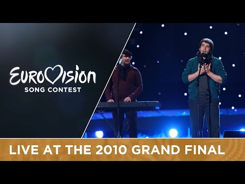 Peter Nalitch & Friends - Lost And Forgotten (Russia) Live 2010 Eurovision Song Contest