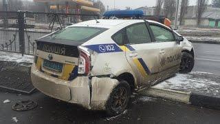 Полиция Харькова. ДТП 20.03.2016