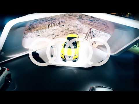 Denis Meyers - Timelapse Brussels Motor Show
