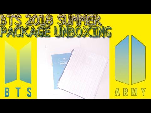 Free Download [unboxing] (방탄소년단) Bts Summer Package In Saipan 2018 Thatkpopmaze Mp3 dan Mp4
