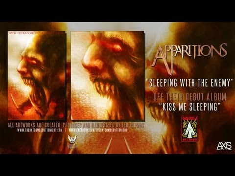 "Apparitions - Sleeping With the Enemy (ft. artwork by ""The Walking Dead"" artist, Jed Thomas)"