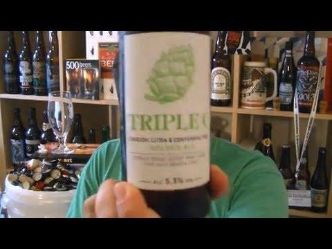 Crafty Dan Micro Brewery (Thwaites) - Triple C - HopZine Video Review