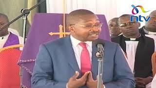 Mwangi wa Iria says Kenyas destiny is in their hands through BBI