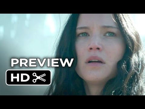 The Hunger Games: Mockingjay - Part 1 Official Preview - Return to District 12 (2014) - THG Movie HD