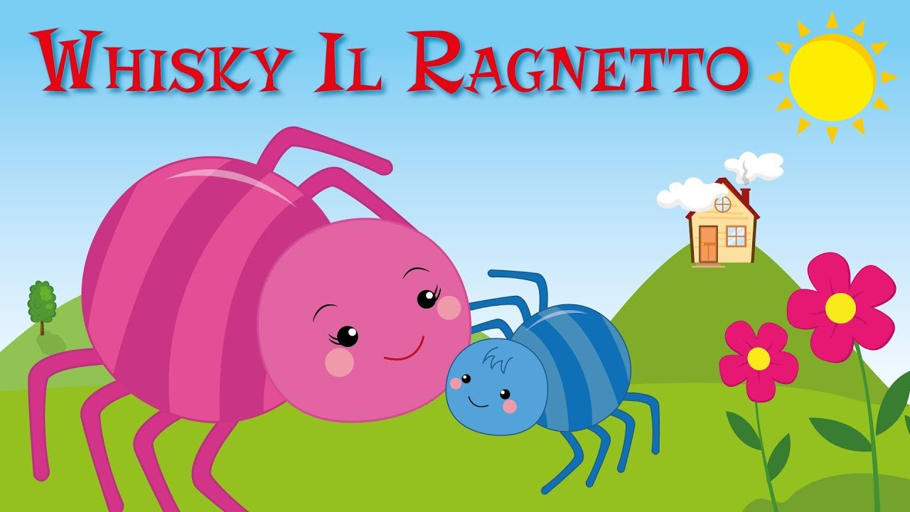 video whisky il ragnetto