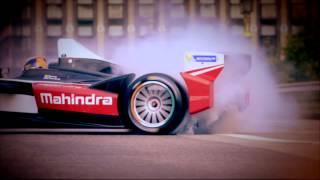 FIA Formula E London - ITV4
