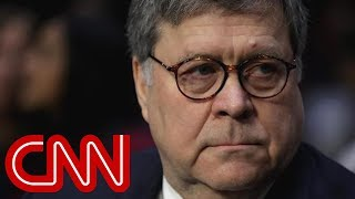 Senators grill Barr over a border wall