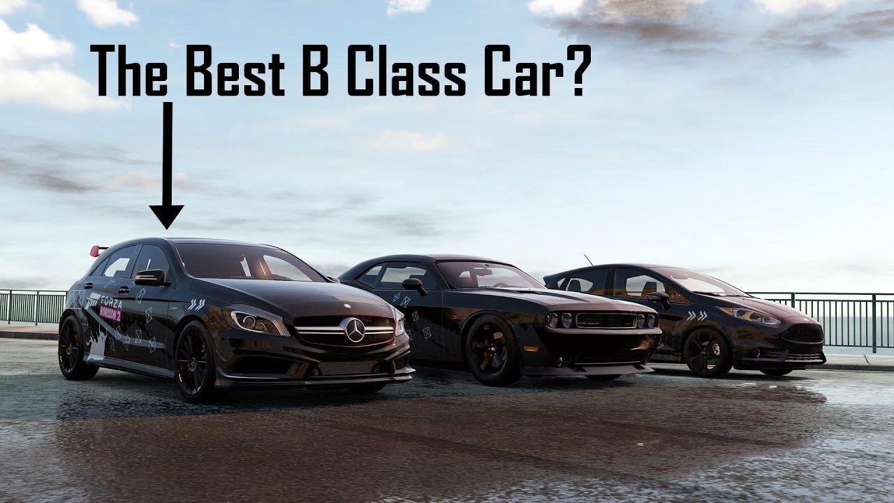 Forza horizon 2 the best b class car