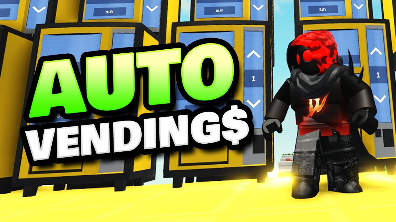 How to Create Auto Vendings in Roblox Islands - I AFK'd and Bought Thousands of Items
