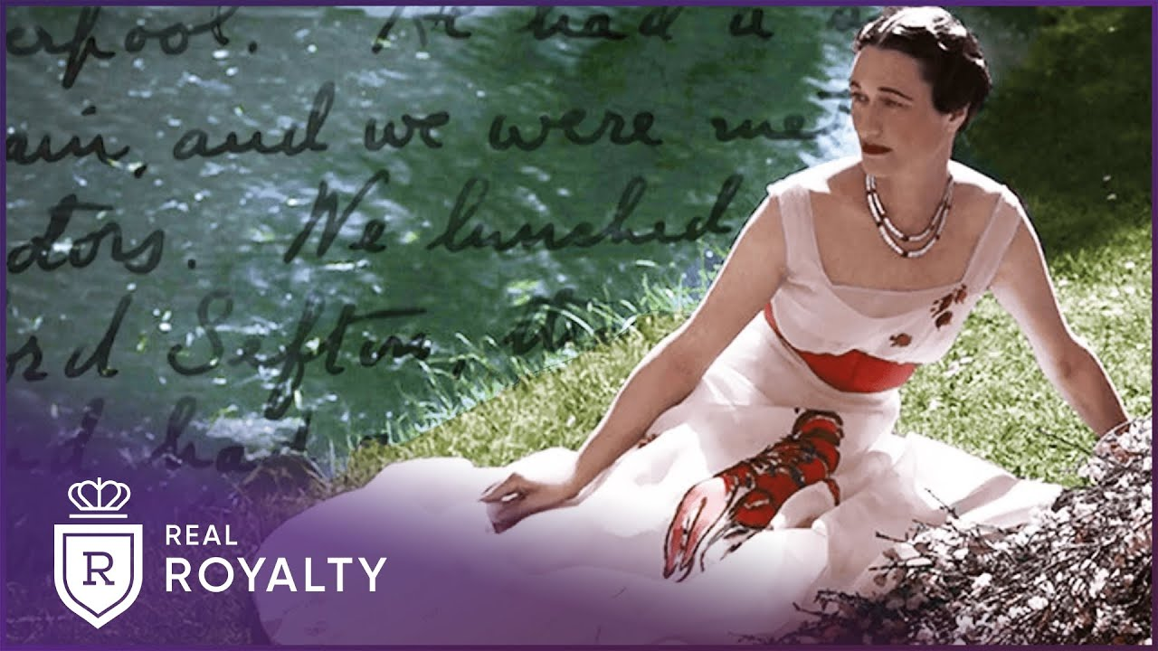 The Woman King Edward VIII Left The Crown For | Wallis Simpson: The Secret Letters | Real Royalty