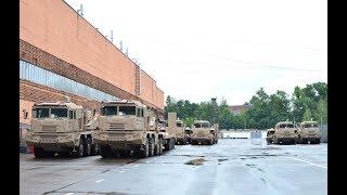Логово танковозов МЗКТ-741351