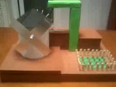 Molino de agua casero youtube for Como hacer un criadero de peces casero