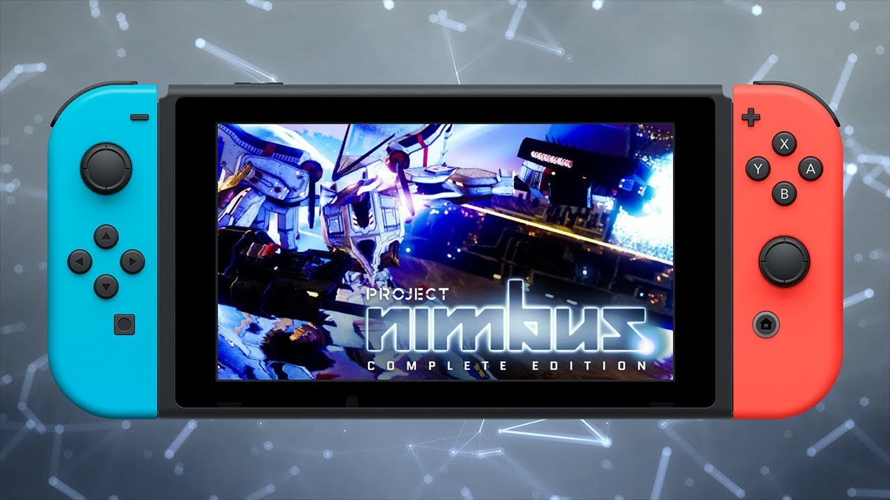 The Aerial Mecha Combat Game 'Project Nimbus' Is Coming To