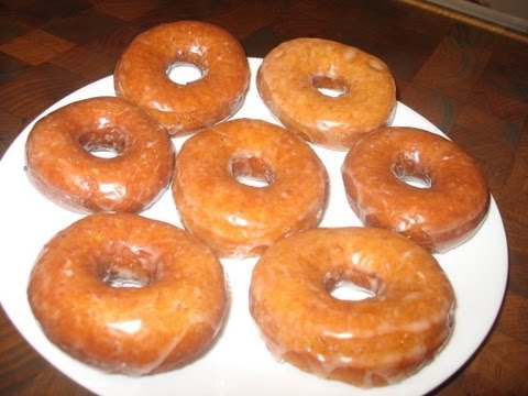 Marjorie's   Raised Glazed Donuts