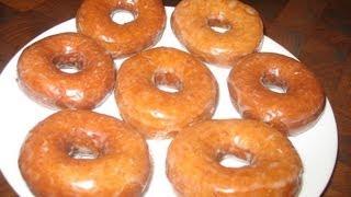 Marjorie's   Raised Glazed Donuts