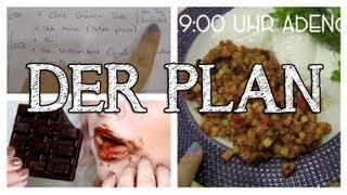 der Plan (Ernährungsplan) inkl. Rezepte ⎮ Ebru