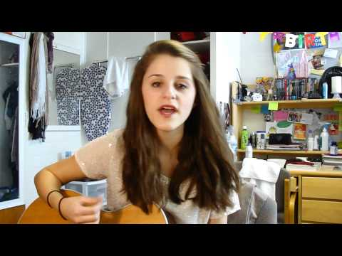 Draw Yourself A Line - original song - Olivia Mitchell