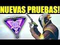 Destiny 2: LAS PRUEBAS DE LOS NUEVE! Modo de Juego Filtrado!
